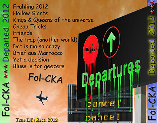 Backcover Departed 2012